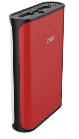 Zagg Ignition 6 Power Bank 6000 MAh Capacity with Flash Light